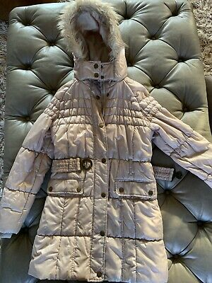 Girls Padded Winter Coat From Next Age 11 To 12