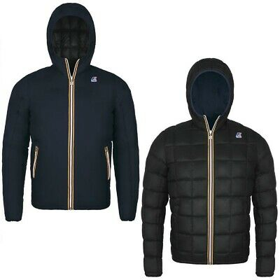 Kway K-Way Jacques Thermo Plus Double K001K40 Listino 220€. 6 Anni Colore F95