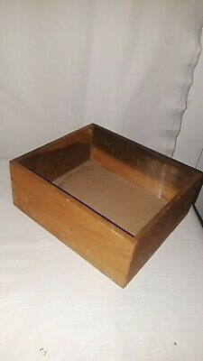 Singer Sewing Machine Cabinet Tray Insert For Bottom Drawer (N290a)s2b)
