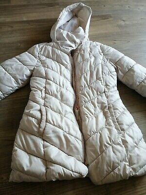 Girls Padded Coat By Next Age 9/10 Years