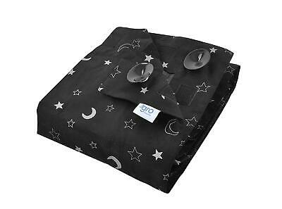 The Gro Company GROANYWHERE BLACKOUT BLIND STARS AND MOON Baby Travel BNIP