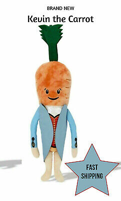 Kevin the Carrot - Aldi Official 2019 Soft Stuffed Toy