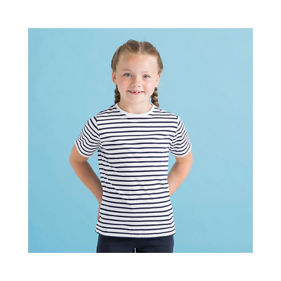 Skinni Fit SF Minni Kids Striped T-Shirt