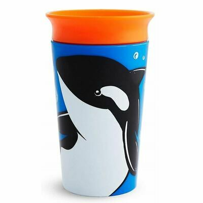 Munchkin Miracle 360° WildLove Sippy Cup Orca 266ml