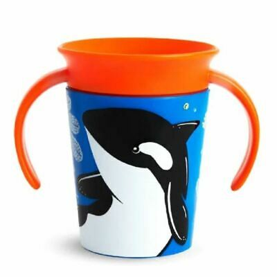 Munchkin Miracle 360° Wild Love Trainer Cup Orca 177ml
