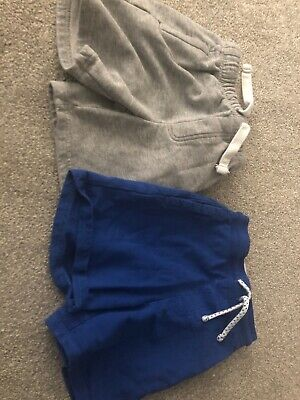 Boys Shorts Age 3-4 Years Old (2 Items)