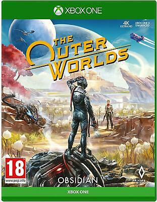 The Outer Worlds (Xbox One) Game | BRAND NEW SEALED | FAST FREE POST