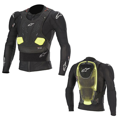 2020 Alpinestars Bionic Pro V2 MX Motocross Offroad ATV Protection Jacket
