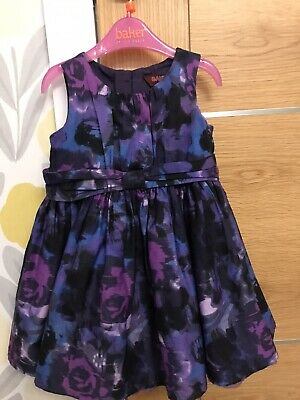 Beautiful Ted Baker Girls Dress Age 12-18 Months