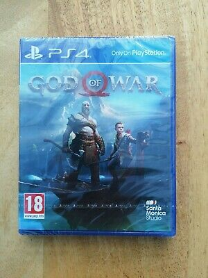 God Of War Playstation Hits (PlayStation 4, 2019)