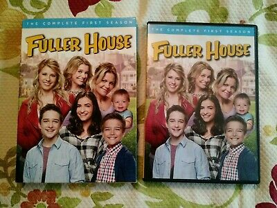 Fuller House: The Complete First Season (DVD, 2017, 2-Disc Set)