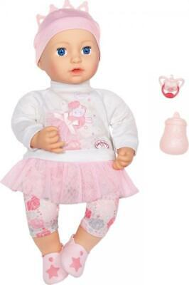 Zapf Baby Annabell Sweet Dreams Mia 43 cm, with Sleepy Eyes
