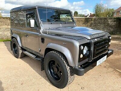 2002 Land Rover Defender 110 TD5 doublecab+2 owners+81k+FSH+PRICE INCLUDES VAT