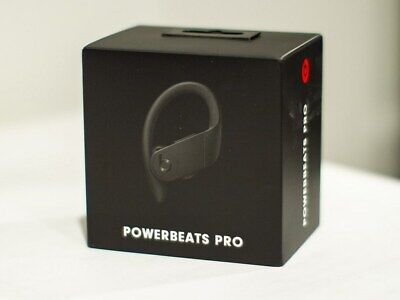 Beats by Dr. Dre Powerbeats Pro Totally Wireless Earphones - Black (MV6Y2LL/A)