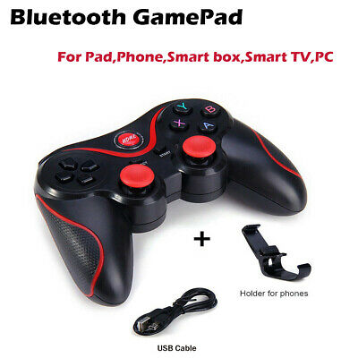 Bluetooth Wireless Gamepad Joystick Joypad Game Controller Per PC Android iPhone