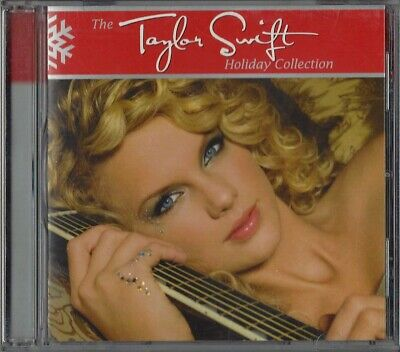 """Taylor Swift  """"Holiday Collection""""  Cd"""