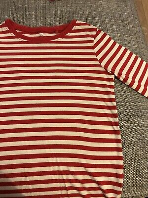 Girls Tops 6 Years Next/ Marks And Spencer's Long Sleeve Top Ex.condition