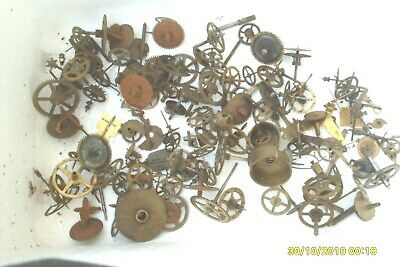 CLOCK PART  1.1 kg COGS  MIXED PARTS