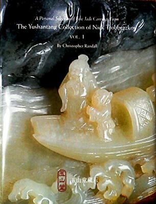 A Personal Selection of Fine Jade Carving From The Yushantang Collection of Nick