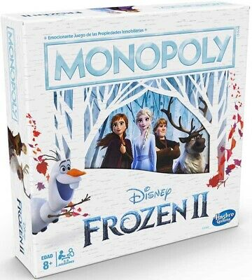 *BRAND NEW* Monopoly: Disney Frozen 2 Edition