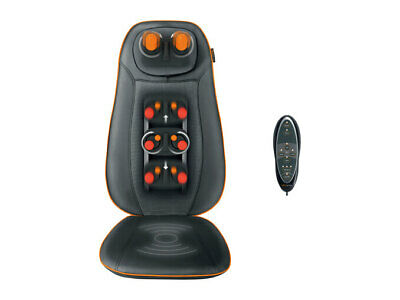 Medisana Shiatsu Chair Massager 3 massage zones: entire, upper or lower back