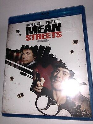 Mean Streets Blu-ray Disc Martin Scorsese Robert De Niro New FREE SHIPPING!