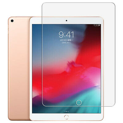 """HD Tempered Glass Screen Protector For iPad 9.7 10.2"""" 7th 5th 6th Mini Air Pro"""