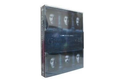 Game of Thrones: The Complete 6th Season 6 (DVD) Brand New