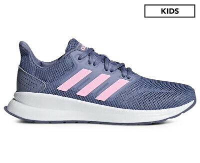 Adidas Girls' Pre/Grade-School Runfalcon  - Raw Indigo/True Pink NO450