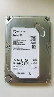 "Seagate Barracuda ST1000DM003 1TB 3.5"" SATA Internal 7200RPM 64MB Hard Disk"