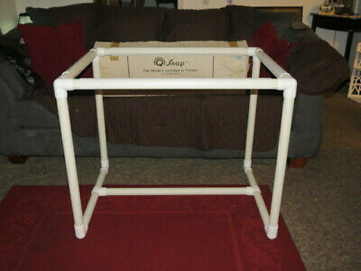 Q SNAP PVC Portable Quilting Embroidery Frame Easy to Assemble