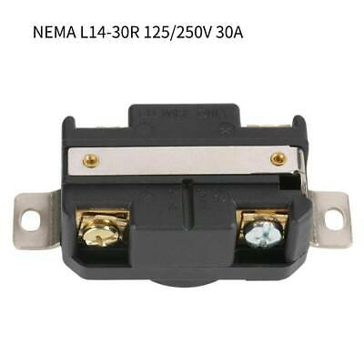 30A L14-30R Twist Locking 4-WiTL Electrical Female Plug Connector TLceptacle TLT