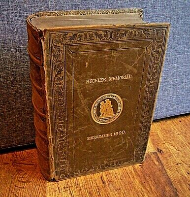 Antique 19th Century Hardback Book Haydn's Dictionary of Dates (Published 1898)