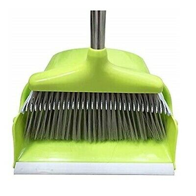 """Broom and Dustpan Set 