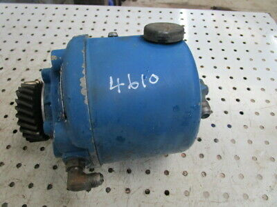 Ford 4610 Power Steering Pump in Good Condition