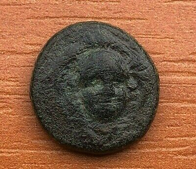"Antiochos I Soter, Seleukid Kingdom 280-261BC ""Athena & Nike"" Ancient Greek Coin"