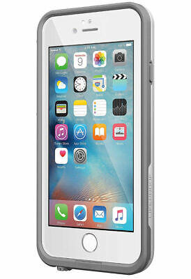 OEM Lifeproof Fre Case for Apple iPhone 6 & iPhone 6s - White/Gray Color