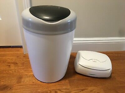 Tommee tippee diaper pail and Prince Lionheart Wipe Warmer
