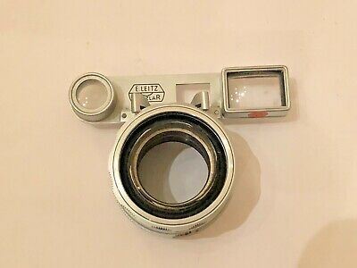 """Leica Leitz """"M""""Mount for unusual 50MM F2 Summicron with early Logo"""