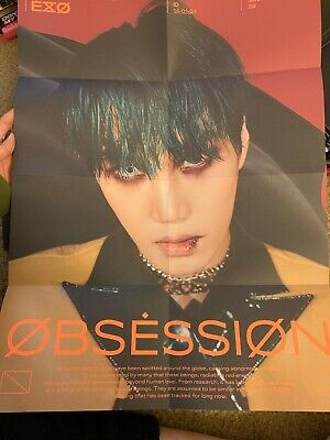 Exo Vol.6 Obsession Album - X-Exo Ver.