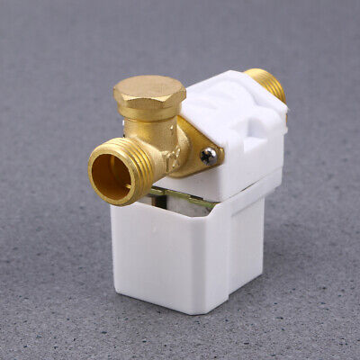 12V Professional High Quality 1/2 Electric Solenoid Valve for Water Air Valve