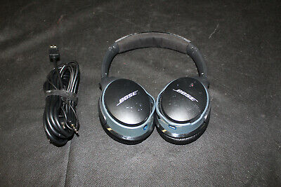 Bose SoundLink II AE2 Wireless Headphones! Preowned! Tested & Working!!!