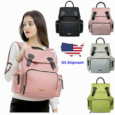 LAND Mummy Diaper Bags Large Capacity Multifunction Baby Nappy Travel Backpack