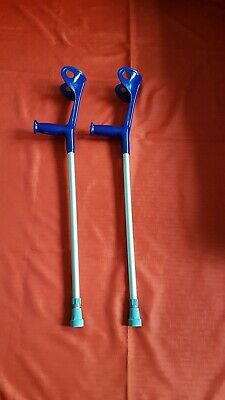 Careco Adjustable Crutches