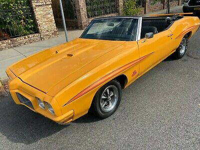1970 Pontiac GTO GTO Judge Convertible * NO RESERVE * Orbit Orange 1970 Pontiac GTO * The Judge * Convertible * NO RESERVE * Orbit Orange * PS PB