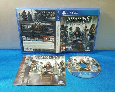 Juego Ps4 Sony Playstation 4 Pal Español - Assassins Creed Syndicate