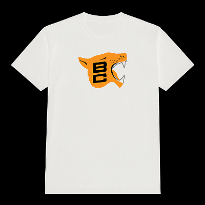 Retro B.c. Lions Cfl Logo Iron On Transfer For White/Light T-Shirts!