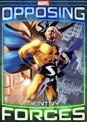 Topps Marvel Collect Sentry vs. Void OPPOSING FORCES [DIGITAL TILT CARD]