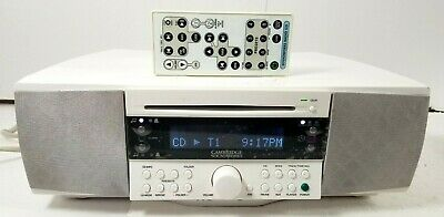 Cambridge Soundworks Radio CD745 w/ Remote CD Player AM/FM Tested Working CD740