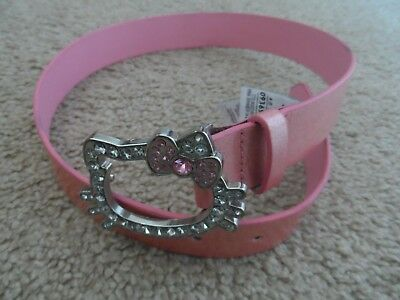 Belt pink Hello Kitty from Marks & Spencer age 4-6 years